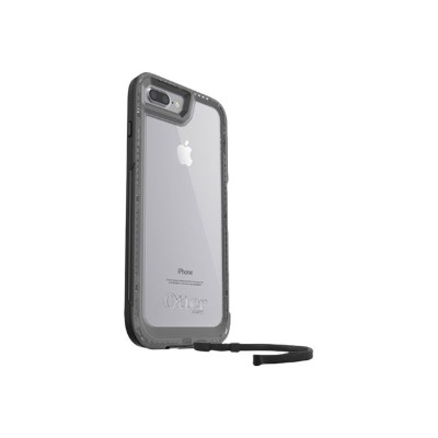 Otterbox 77-58254 Pursuit Series Case for iPhone 8 Plus/7 Plus - Black/Clear