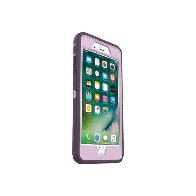 Otterbox 77-56827 Defender Series Case for iPhone 8 Plus/7 Plus - Purple Nebula