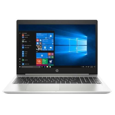 HP Inc. 5VB93UT#ABA ProBook 450 G6 Laptop - Intel Core i5-8265U 1.6GHz CPU  4GB DDR4  128GB SSD  15.6 LED HD SVA AG 1366x768  UHD Graphics 620  USB-C