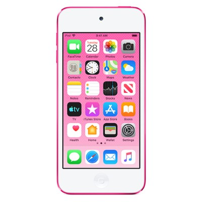 Apple MVHY2LL/A iPod touch (7th generation) 128GB - Pink