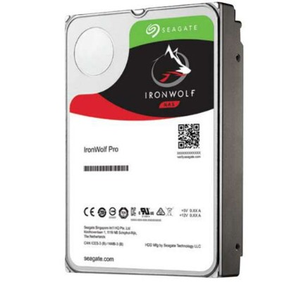 Seagate ST6000NE000 IronWolf Pro 6TB Internal Hard Drive - 3.5  SATA 6Gb/s  256MB Buffer  214MBps Internal Data Rate  IronWolf Health Management  Incl