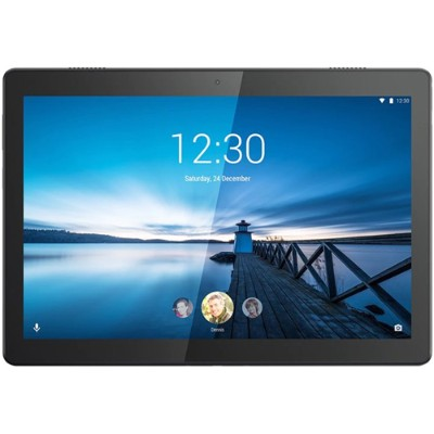 Lenovo ZA4G0000US Tab M10 ZA4G - Tablet - Android 8.0 (Oreo) - 16 GB Embedded Multi-Chip Package - 10.1 IPS (1280 x 800) - microSD slot - slate black