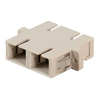 C2G 27098 SC Female to SC Female Duplex Fiber Optic Adapter - Network adapter - SC (F) to SC (F) - fiber optic