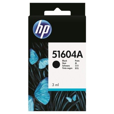 HP Inc. 51604A Black Plain Paper Print Cartridge