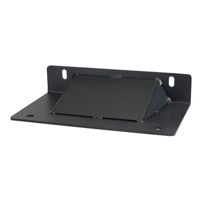 APC by Schneider Electric AR7700 Rack stabilizer plate - black - for NetShelter SX