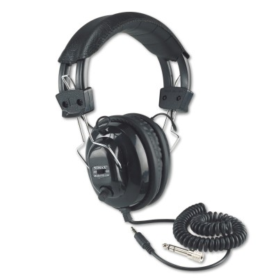 AmpliVox Sound Systems SL1002 Deluxe Stereo Headphones with Volume Control