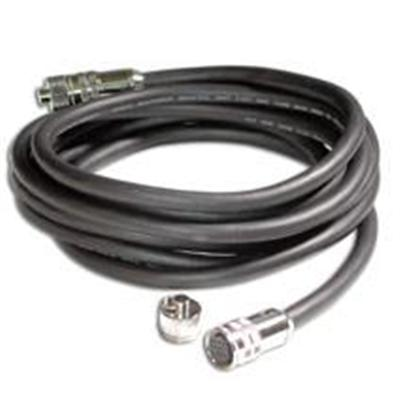 C2G 40752 RapidRun PC/Video UXGA Runner Cable - Plenum Rated - Video / audio cable - 15 pin RapidRun (F) to 15 pin RapidRun (F) - 50 ft - coaxial