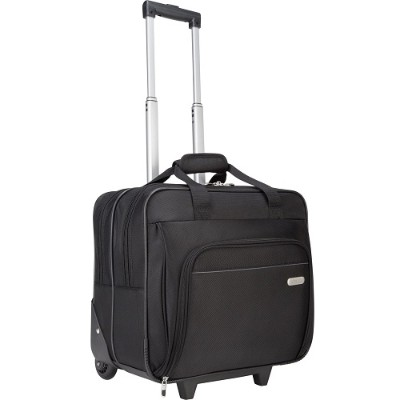 Targus TBR003US 16 Rolling Laptop Case - Black