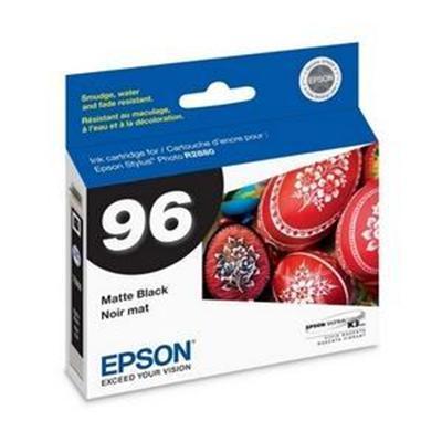 Epson T096820 96 - Matte black - original - ink cartridge - for Stylus Photo R2880