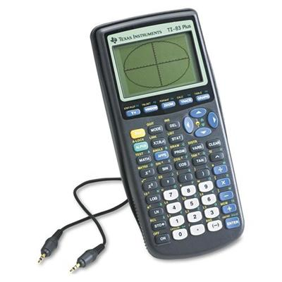 Texas Instruments 83PL/CLM/1L1/Z TI 83PLUS Programmable Graphing Calculator