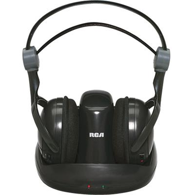 RCA WHP141B Wireless 900MHz Full size Headphone