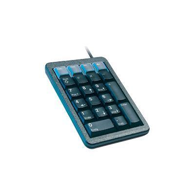 Cherry G84-4700LPBUS-2 ML4700 - Keypad - PS/2 - US - black
