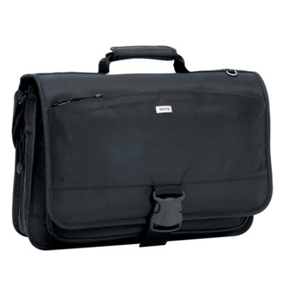 SOLO NY10-4 15.6 Laptop Messenger Bag - Black