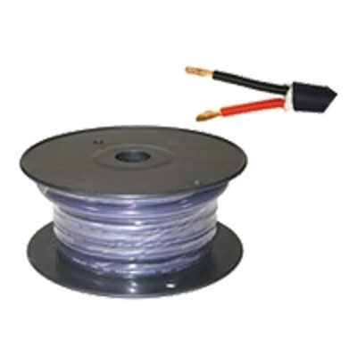 C2G 29173 Velocity - Speaker cable - bare wire to bare wire - 100 ft - blue