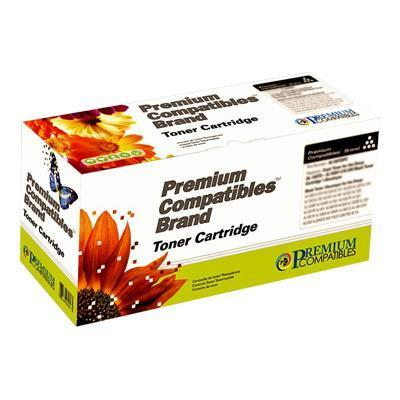 Premium Compatibles 043849PC 043849 18000 Pages Professional Black Toner Cartridge for Tally Genicom Printers